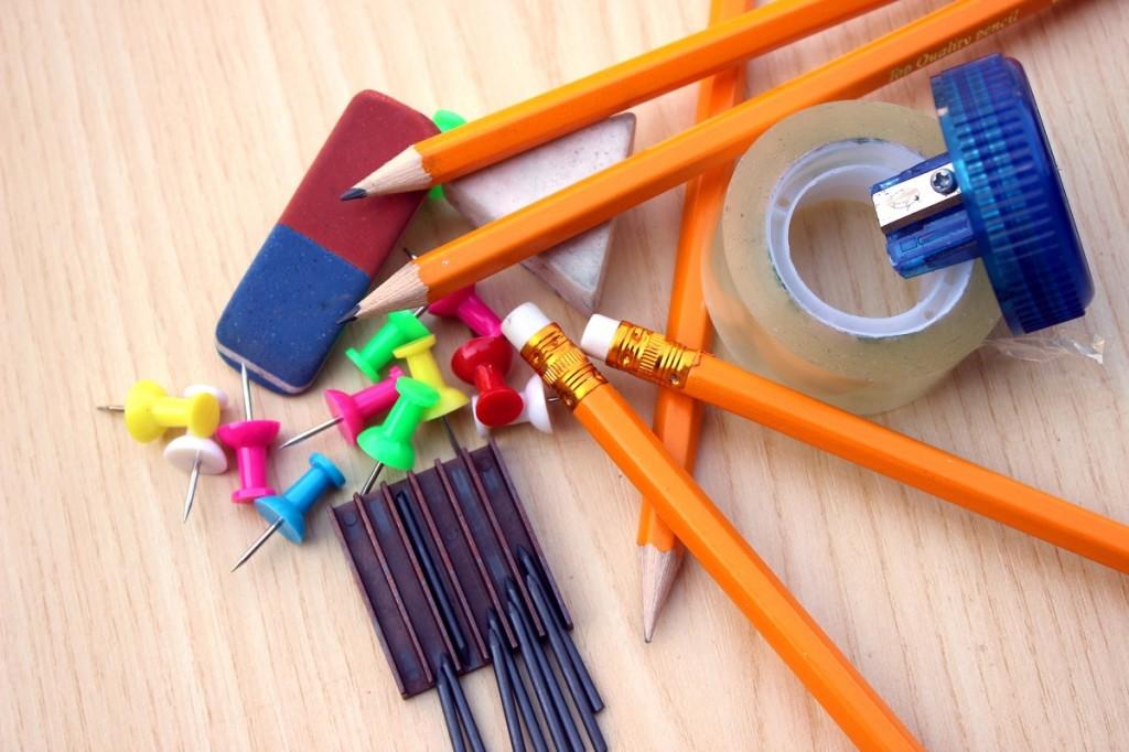 accessori per la scuola